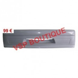 PARE CHOCS AVANT AIXAM A721/A741/A751/SCOUTY (ANTI-BROUILLARD PERCÉS) (ABS) 99 €