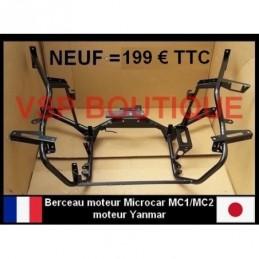 BERCEAU MOTEUR MICROCAR MC1...
