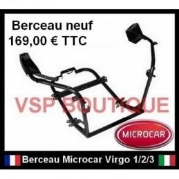 BERCEAU MOTEUR MICROCAR MC1 / MC2 YANMAR (199 € TTC)