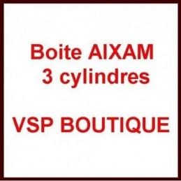 BOITE DE VITESSES AIXAM 500.4 (580 € TTC neuve) (PONT INVERSEUR)
