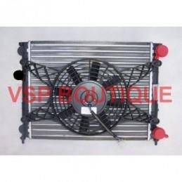 RADIATEUR MOTEUR CASALINI M10 / M12 / M14 (79 €)(475 MM)