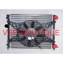 RADIATEUR MOTEUR LIGIER (ventilateur inclus)