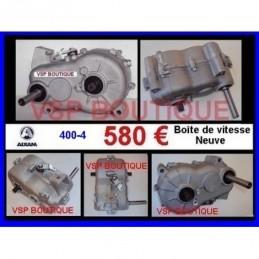 BOITE DE VITESSES AIXAM 400 EVOLUTION (580 € TTC neuve) (PONT INVERSEUR)