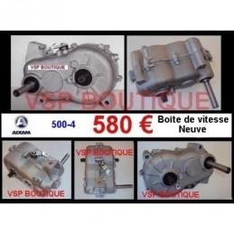 BOITE DE VITESSES AIXAM 500.5 (580 € TTC neuve) (PONT INVERSEUR)