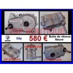 BOITE DE VITESSES AIXAM CITY (580 € TTC neuve) (PONT INVERSEUR)