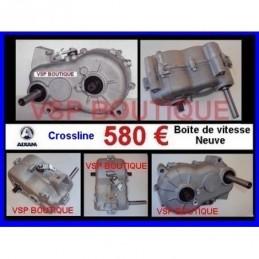 BOITE DE VITESSES AIXAM CROSSLINE (580 € TTC neuve) (PONT INVERSEUR)