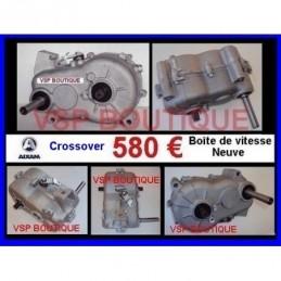 BOITE DE VITESSES AIXAM CROSSOVER (580 € TTC neuve) (PONT INVERSEUR)