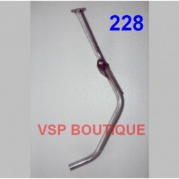 TRIANGLE AVANT MICROCAR LYRA (D) VIRGO (G)