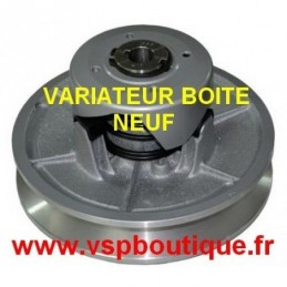 VARIATEUR BOITE DUE (109 € NEUF)(20 MM)
