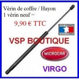 VERIN DE COFFRE / HAYON...