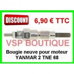 BOUGIE DE PRECHAUFFAGE AIXAM KUBOTA Z402 / Z482 (16,99 € TTC) NGK