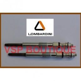BOUGIES DE PRECHAUFFAGE LOMBARDINI 442 DCI (ORIGINE X2)