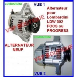 ALTERNATEUR LOMBARDINI FOCS / PROGRESS 114 € NEUF (ref p65)