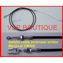 CABLE INVERSEUR MICROCAR...