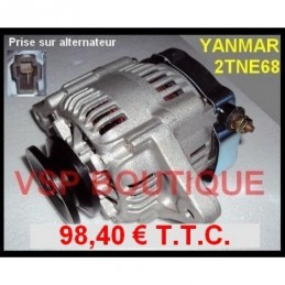 ALTERNATEUR YANMAR JDM 98 €...