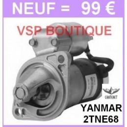 DEMARREUR AIXAM KUBOTA (99 € = NEUF) Z402 / Z482_1996 et après