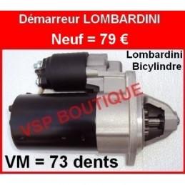 DEMARREUR KUBOTA (99 € NEUF) Z402 / Z482_1996 ET APRÈS