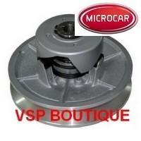 Variateur de boîte Microcar