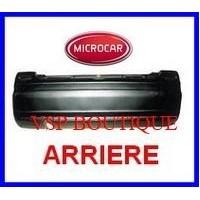 Pare chocs arrière Microcar